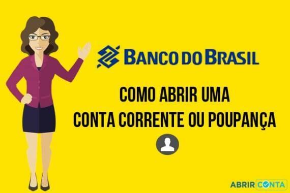 Como Abrir uma Poupança no Banco do Brasil